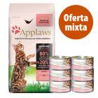 Pack nutrición mixta: pienso + latas Applaws