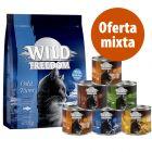 Pack nutrición mixta: pienso + latas Wild Freedom