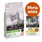 Pack nutrición mixta: pienso + sobres Purina Pro Plan