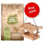 Pack Versele-Laga Menu Nature Clean Garden + Cabane Kitzbühel pour oiseaux