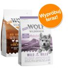 Pakiet próbny Wolf of Wilderness Junior (2 x 1 kg)