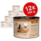 Pakiet catz finefood Ragout, 12 x 180 g / 190 g