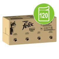 Pakiet Felix Sensations, 120 x 85 g
