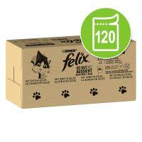 Pakiet Felix (So gut wie es aussieht), 120 x 85 g