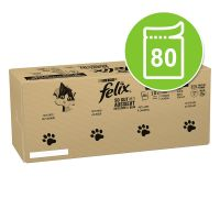 Pakiet Felix (So gut wie es aussieht), 80 x 85 g