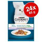 Pakiet Gourmet Perle Delicate Meats Duo, 24 x 85 g