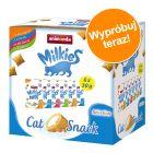 Pakiet mieszany Animonda Milkies chrupiące poduszeczki, 6 x 30 g