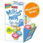 Pakiet mieszany Animonda Milkies Selection, 20 x 15 g