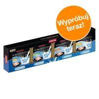 Pakiet mieszany Animonda Vom Feinsten Adult Milkies, 4 x 100 g
