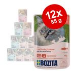 Pakiet mieszany Bozita w galarecie, 12 x 85 g
