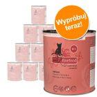 Pakiet mieszany Catz Finefood, 12 x 200/400/800 g