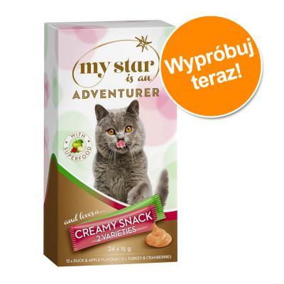 Pakiet mieszany My Star is an Adventurer – Creamy Snack Superfood