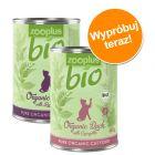 Pakiet mieszany zooplus Bio, 12 x 400 g