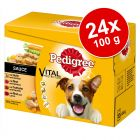 Pakiet Pedigree Saszetki, 24 x 100 g