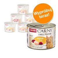 Pakiet próbny Animonda Carny Single Protein Adult