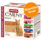 Pakiet próbny Animonda Carny, 8 x 85 g