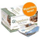 Pakiet próbny Applaws Cat Pot, 8 x 60 g