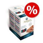 Pakiet próbny Applaws Selection saszetki w bulionie, 24 x 70 g w super cenie!