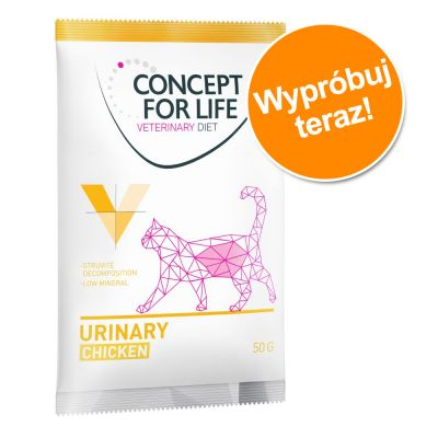 Pakiet próbny: Concept for Life Veterinary Diet 3 x 50 g
