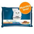 Pakiet próbny Gourmet Perle, 4 x 85 g