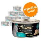 Pakiet próbny Miamor Feine Filets Naturelle, 12 x 80 g