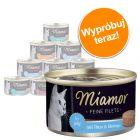 Pakiet próbny Miamor Feine Filets, 12 x 100 g