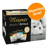 Pakiet próbny Miamor Ragout Royale, 12 x 100 g