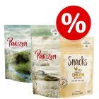 Pakiet próbny Purizon Snack, 2 x 100 g