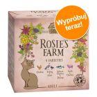 Pakiet próbny Rosie's Farm Adult, 4 x 100 g