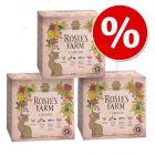 Pakiet próbny Rosie's Farm Adult, 12 x 100 g w super cenie!