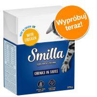 Pakiet próbny Smilla kawałeczki w sosie i galarecie, 1 x 370 / 380 g