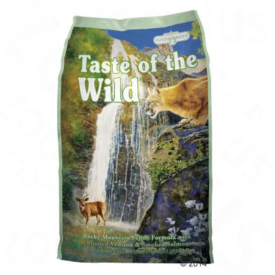 Pakiet próbny Taste of the Wild, 2 x 2 kg
