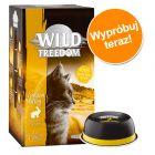 Pakiet próbny Wild Freedom Adult, tacki, 6 x 85 g
