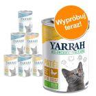 Pakiet próbny Yarrah Bio Pâté, 6 x 400 g