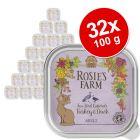 Pakiet Rosie's Farm Adult, 32 x 100 g
