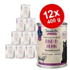 Pakiet Sanabelle All Meat, 12 x 400 g