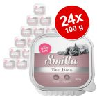 Pakiet Smilla Fine Menu, 24 x 100 g