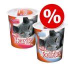 Pakiet  Smilla Hearties i Smilla Toothies, 6 x 125 g w super cenie!