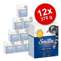 Pakiet Smilla kawałeczki w sosie, 12 x 370 g