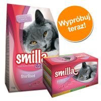 Pakiet Smilla Sterilised dla kotów po kastracji