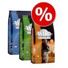 Pakiet Wild Freedom, karma sucha dla kota, 3 x 2 kg