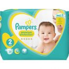 Pampers Premium Protection New Baby Größe 2, 4 - 8 kg