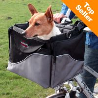 Panier de transport Trixie Friends on Tour de Luxe pour chien