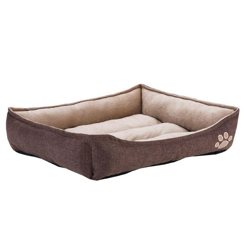 Panier rectangulaire Basic pour chien et chat