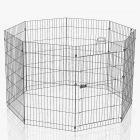 Parque octogonal Ferplast para roedores