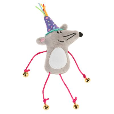 Party Mouse Cat Toy
