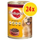 Pedigree Adult Classic Multibuy 24 x 400g