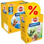 Pedigree Dentastix: 56 Regular + 28 Fresh Bundle