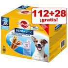 Pedigree DentaStix y DentaStix Fresh 140 uds. en oferta: 112 + 28 ¡gratis!