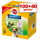 Pedigree Dentastix y Dentastix Fresh 140 uds. en oferta: 100 + 40 ¡gratis!